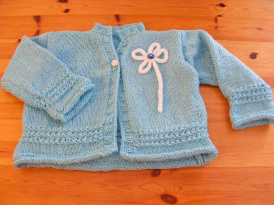 gilet fillette T 4 ANS